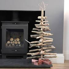 Christmas Tree Species Nz by Copper And Driftwood Christmas Tree By Quirkybee
