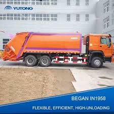 100 Waste Management Garbage Truck China 5cbm New China