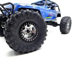 100 Rc Truck Wheels Gear Head RC 22 BTR TT Beadlock 4