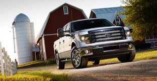 100 Ford Chief Truck 13 F150 Geared Toward DualUse Buyers Marketing Says