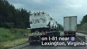 UN Military Vehicles Spotted In The US - YouTube Military Items Vehicles Trucks Rmr Nations Faest Ls Truck Breaks Track Record Youtube 2016 Krystal By Enc Kk40 Bus 2017 Grech Motors Gm40 Used Trucks Sanford Orlando Lake Mary Jacksonville Tampa And Dealership In Fl 32773 Latin Food Mobile Kitchen Trailers For Sale Ccession Nation Cars Burlington Nc 1st Auto Count Down News Un Trucks In America Heads Up Dahboo Channel Please Let This Reach The Top So World Knows What Were Going To