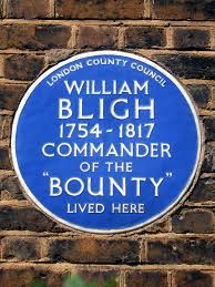 100 Bligh House William S Blue Plaque In Lambeth London SE1 Blue Plaques Guide