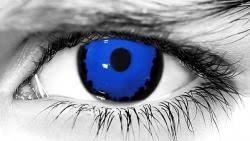 Blue Prescription Halloween Contacts by Prescription Halloween Conctact Lens Manson Vampire Theatrical Lens