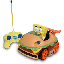 Spongebob Halloween Dvd Walmart by Nkok Spongebob Squarepants Rc Krabby Patty With Spongebob