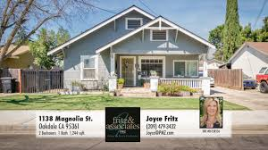 100 Joyce And Associates 1138 Magnolia St Oakdale CA 95361