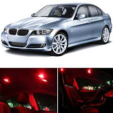 Amazon LEDpartsNOW BMW 3 Series E90 E92 M3 2006 2012 Red
