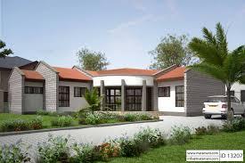 100 Modern House 3 Bedroom Plan ID 1207