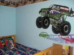 100 Monster Truck Bedroom Jam Wall Decals Plus Decor Jam
