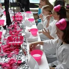 12 Most Popular Birthday Party Themes Including The Spa Ideas