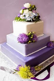 Wedding Cake Lavender Dream