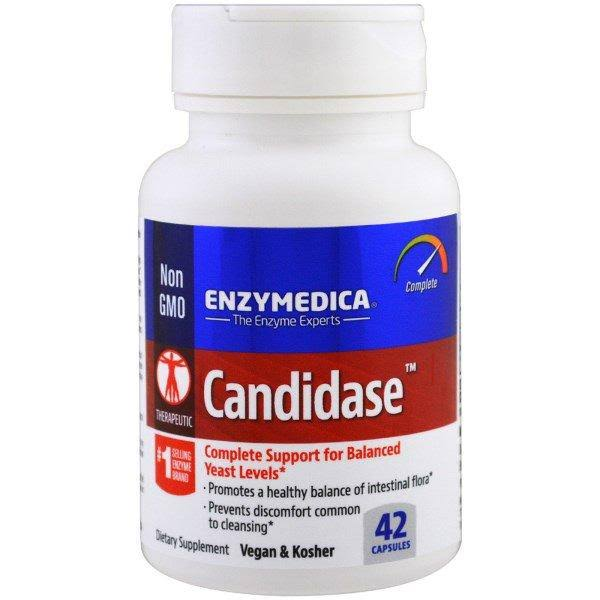 Enzymedica Candidase Complete Support for Balanced Yeast Levels