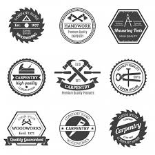 Carpentry Vectors Photos And PSD Files Free Download Woodworking Logos Top Logo