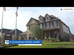 k hovnanian homes in cypress tx youtube