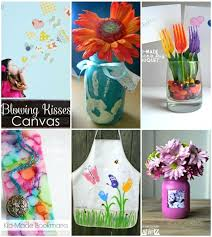Easy Mothers Day Craft Ideas Kid Crafts At Home Fun Arts And To Do For Kids
