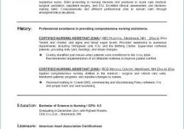 Registered Nurse Resume Examples From Skills