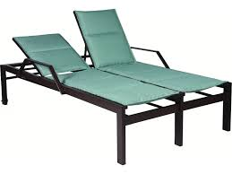 Vectra Floor Finish Specs by Suncoast Vectra Bold Sling Cast Aluminum Double Chaise Lounge With