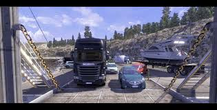 100 Euro Truck Simulator 3 SCS Softwares Blog Almost Finished
