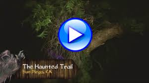Scariest Halloween Attractions In Southern California by The Haunted Trail San Diego U0027s Premier Haunted Attraction