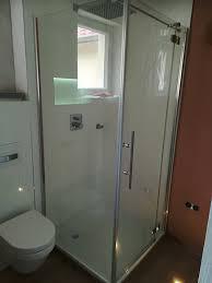resopal dusche duschabtrennung dusche bad