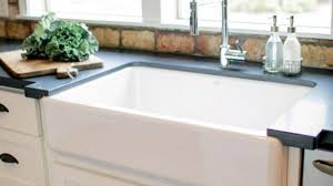 Farmhouse Sink With Drainboard And Backsplash by The Best Of Kitchen Cute Farmhouse Sinks With Drainboard Sink At