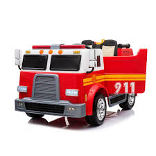 100 Power Wheels Fire Truck 2018 Hottest Kids Electric Cars For 10 Years Old With Water Branch