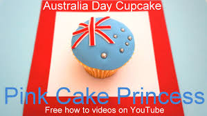 Cake Decorating Books Australia by How To Australia Day Cupcake How To Make An Australian Flag
