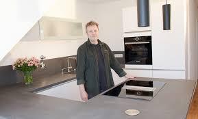 kreativer kochbereich mit dachschräge küchen journal