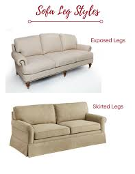 World Market Luxe Sofa Slipcover by Design Guide Shopping For The Perfect Sofa Confettistyle