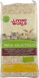 Pine Bedding For Guinea Pigs by Living World Pine Shavings Small Animal Bedding 20 L Chewy Com