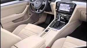 Vw Passat Floor Mats 2016 by Volkswagen Passat Gte 2016 Interior Youtube