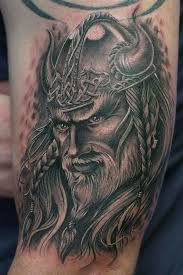 Daring Viking Tattoo Designs And Meanings 9
