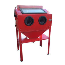 Central Pneumatic Blast Cabinet by Black Bull Vertical Sandblaster Cabinet Sbcnns The Home Depot