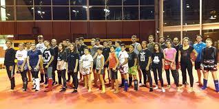 boxing club de mions team salmi home