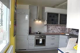 nobilia musterküche l küche in betonoptik ausstellungsküche
