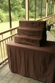 DIY Foam Risers
