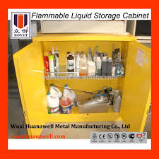 Flammable Safety Cabinet 45 Gal Yellow by Zoyet Industrial Safety Cabinet Flammable Liquids Safety Storage