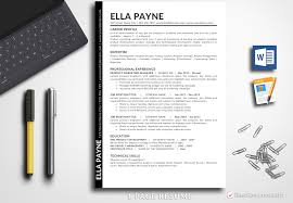 Resume Template Ella Payne Cv Template For Word Simple Resume Format Amelie Williams Free Or Basic Templates Lucidpress By On Dribbble Mplates Land The Job With Our Free Resume Samples Sample For College 2019 Download Now Cvs Highschool Students With No Experience High 14 Easy To Customize Apply Job 70 Pdf Doc Psd Premium Standard And Pdf