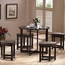 Cheap Kitchen Table Sets Free Shipping by Dorel Black Coffee Faux Marble Top Dining Room Set 5 Piece
