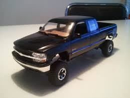 99 Chevy Silverado 1/24 Scale Crawler - Pt 1: Build & Drive - YouTube