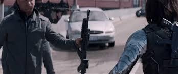 Gif Captain America Marvel Bucky Barnes Sebastian Stan The Winter Soldier