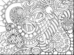 Printable Difficult Coloring Pages Adults Free Christmas Halloween U Create Really Hard Full Size