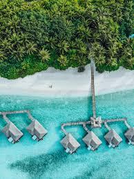 100 Conrad Island Maldives Rangali