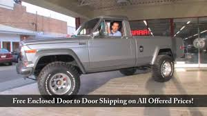 1981 Jeep J-20 For Sale With Test Drive, Driving Sounds, And Walk ... Jeep Truck Must Have Lots Of Aftermarket Parts Its A Beauty And I 4765 Willys Truck Rear Axle Dana 53 538 Gear Ratio Pickup 43 Napa Auto Parts On Twitter Are You Looking For The Best Holiday Your Accsories Superstore In Miami Florida Smittybilt Offroad Caridcom Gladiator 4 Door Cheap J For With Vintage Schaper Stomper 4x4 Brown Honcho Rugged Ridge Introduces All New Armor Fenders 072016 100 Makes Models Interior Exterior St James 2009 Wrangler Door