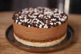 hervé cuisine buche marron recette du gateau royal chocolat facile hervecuisine com