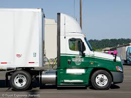 100 Old Dominion Truck Freight Line Inc Freightliner Cascadia Flickr