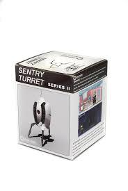Portal 2 Sentry Turret Usb Desk Defender by Portal Turret Series 2 12 Ct Counter Top Display