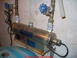 uv light for water treatment water treatment for bacteria using