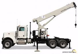 20t National 680H-TM Boom Truck Crane ( Unmounted) SOLD Trucks ...