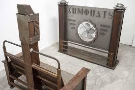 chaise lectrique chaise electrique prototype de vintage en vente sur pamono