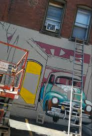 Joe Strummer Mural The Division by Worcester Public Library Incity Times